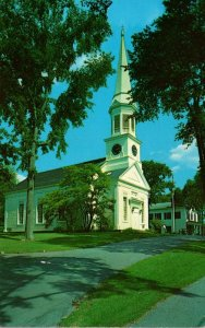 Maine York First Parish Congregational Church