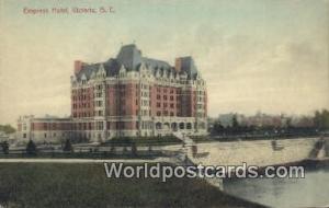 British Columbia, Canada Empress Hotel Victoria  Empress Hotel
