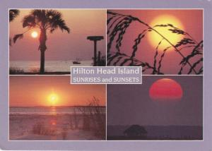 HILTON HEAD ISLAND, South Carolina, 60-80s ; Sunrises & Sunsets