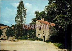 Postcard Modern Domremy (Vosges) Joan of Arc birthplace house