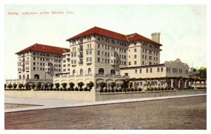 California Long Beach , Hotel Virgina