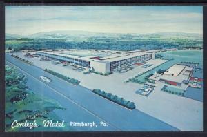 Conley's Motel,Pittsburgh,PA