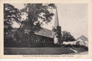 North Carolina Rockingham Church Of The Messiah Episcopal