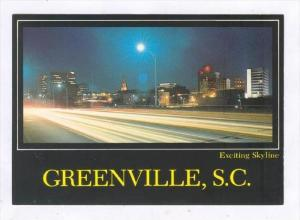 Greenville, South Carolina, Skyline, 60-70s