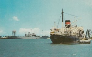 PORT CANAVERAL , Florida , 1950-60s
