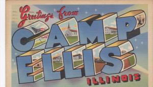 15423   IL Camp Ellis  LARGE LETTER