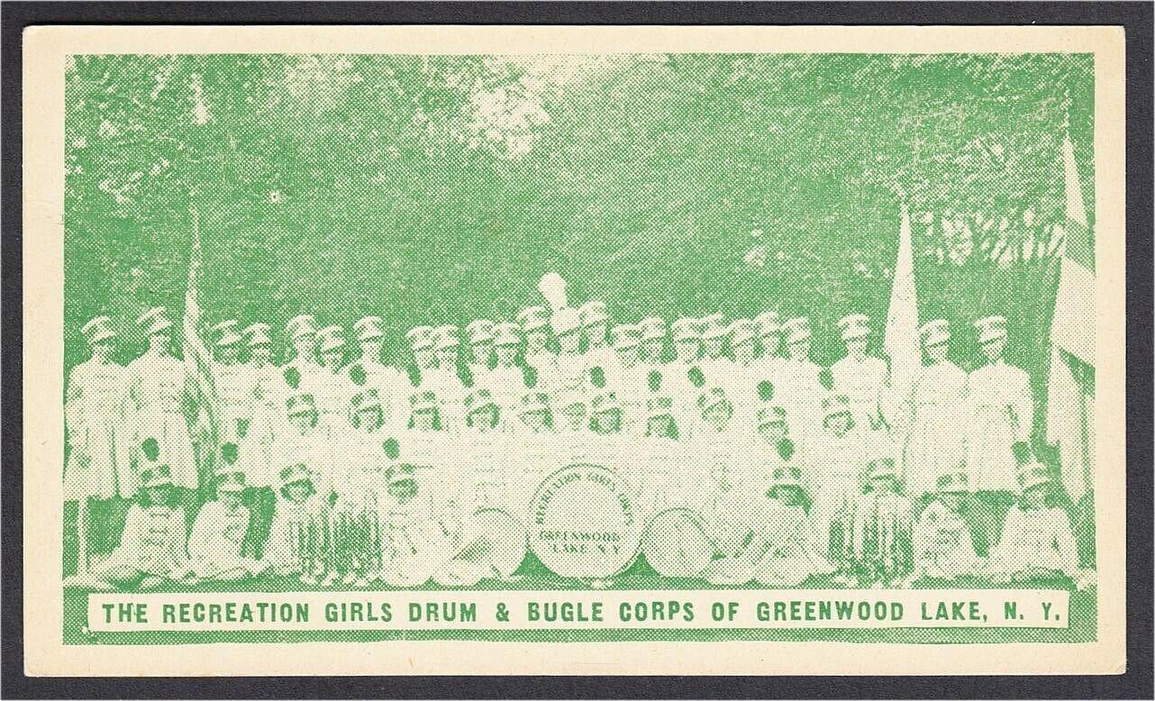 Greenwood Lake NY Recreation Girls Drum & Bugle Corps
