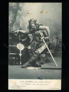 135710 ERSHOV Russia WAGNER OPERA Star SINGER vintage PHOTO