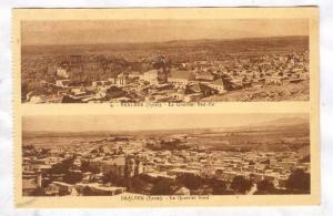 BAALBEK (Syrie), now Lebanon, 1910-30s ;  Town & ruins #2