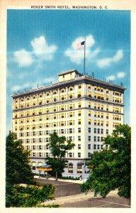Washington D C The Roger Smith Hotel