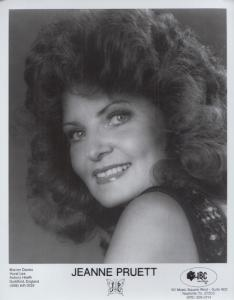 Jeanne Pruett Country & Western Star Nashville IBC Records Media Publicity Photo