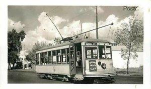 Railroad, CA, Stockton, California, Stockton Electric Car 63, Photo