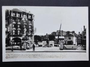 France: SAINT QUENTIN - Hotel de la Paix - Old RP Postcard by C.A.P.