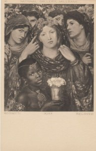 BELOVED by Rossetti , 00-10s