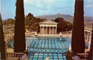 CA - San Simeon. Hearst Estate, Pool