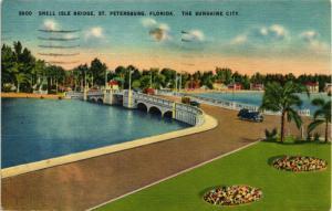 SNELL ISLE BRIDGE ST PETERSBURG FLORIDA