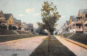 Geneva NY Homes, Both Sides of 20-35 Sherrill St~Hope You Will Forgive Me c1910