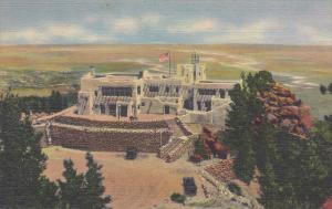 Cheyenne Lodge, On Summit Of Cheyenne Mountain, Colorado, PU-1943