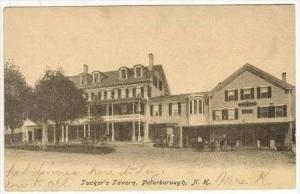 Tucker's Tavern, Peterborough, New Hampshire, PU-1907