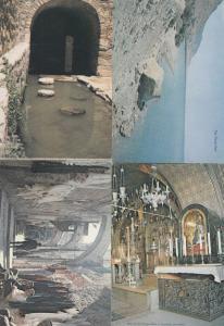 Jerusalem Altar Of Virgin Mary Of Sorrows Pool Of Siloe 4x Postcard s