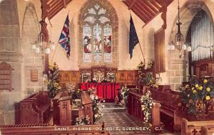 C.I. Guernsey Saint Pierre du-Bois