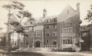 RP; CHESTNUT HILL, Massachusetts, 1934; Sanatarium of The Christian Science Bene