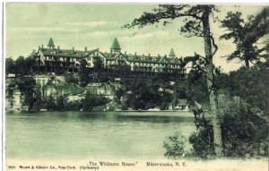 The Wildwere House, Minnewaska NY