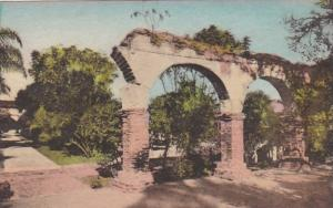 California San Juan Capistrano Old Mission Broken Arches & Inner Patio Handco...