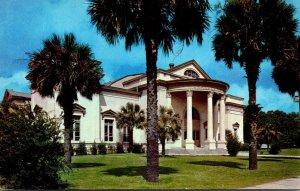 South Carolina Charleston The Charleston Museum Rutledge and Calhoun Streets