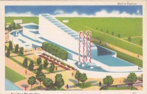 New York 1939 Worlds Fair Hall Of Fashion