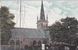 St. Nicholas Church, GREAT YARMOUTH (Norfolk), England, UK, PU-1908