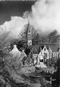 BR18702 Chateaulin la chapelle Notre Dame   france
