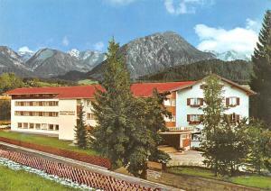 Oberstdorf Kneippkurhaus Christl. Hospiz
