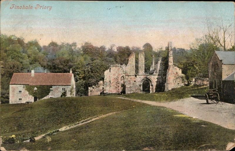 Finchale Priory UK
