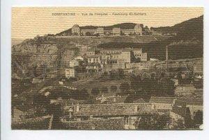425832 ALGERIA CONSTANTINE Faubourg El-Kantara Hospital Vintage postcard