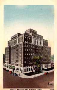 Toronto, Canada - The Medical Arts Building - c1920