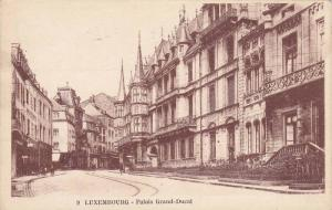 Palais Grand Ducal, Luxembourg, 1900-1910s