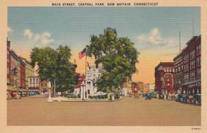 Main Street at Central Park - New Britain CT, Connecticut - Linen