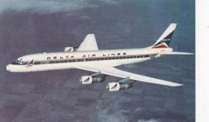 Delta Airlines Jet Fleet, Douglas DC-8 Fanjet, 1940-1960s