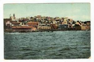 Jaffa, Palestine from water, 00-10s