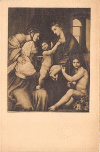 B27461 Art Paintings Tableaux Frienza Palazzo Vecchio La Madonna del l`Impanna