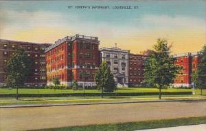 Kentucky Louisville Saint Josephs Infirmary