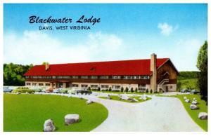 Virginia  Blackwater Falls State Park , Blackwater Lodge