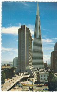 Holiday Inn and Transamerica Building, San Francisco