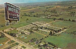 NIAGARA FALLS, Ontario, Canada, 40s-60s; Orchard Grove Motel