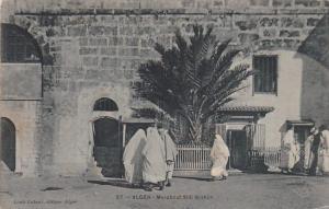 Algeria Alger Marabout Sidi-Brahim