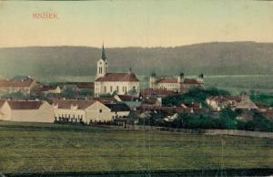 Czech Republic - Mníšek pod Brdy Used 02.59