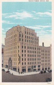 OMAHA , Nebraska , 1900-10s ; Redick Tower