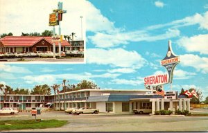 Florida Lake City The Sheraton Motor Inn