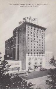New Jersey Newark The Rosert Treat Hotel A Knott Hotel  Artvue